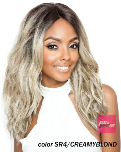 RCP775 BEA - ISIS MANE CONCEPT RED CARPET PREMIERE SYNTHETIC LACE FRONT WIG