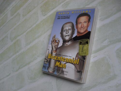 BICENTENNIAL MAN - ROBIN WILLIAMS - REGION 4 PAL DVD **