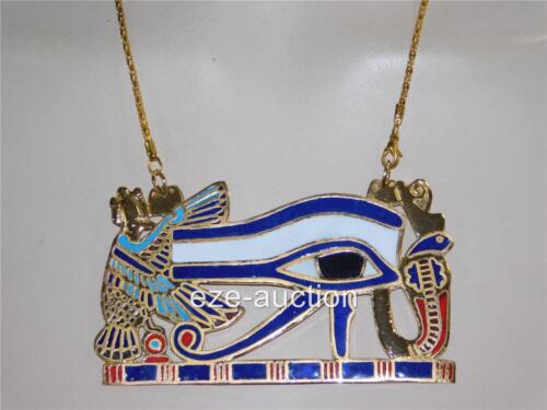 ANCIENT EGYPTIAN EYE HORUS PECTORAL / NECKLACE OCCASION GIFT
