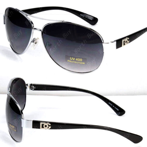New Mens Women DG Eyewear Sunglasses Shades Retro Aviator Fashion Pilot Designer