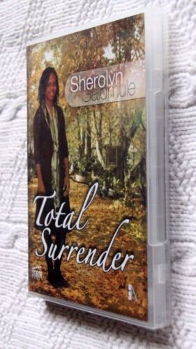 SHEROLYN GALOMULE: TOTAL SURRENDER (DVD) R-ALL, LIKE NEW, FREE POST IN AUSTRALIA
