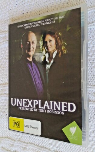 Unexplained (DVD, 2010) REGION-ALL, LIKE NEW, FREE POST WITHIN AUSTRALIA