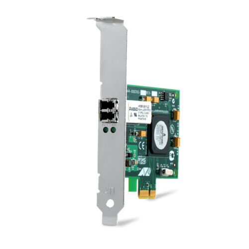 NEW Allied Telesis AT-2911LX/LC Gigabit Network Adapter 1000Base-LX Single Mode