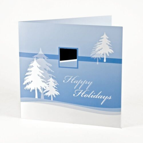 Digital Photo Greetings Card-50 Photo Capacity by Pandigital(Holiday card)
