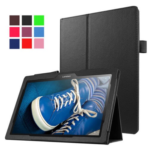 """For Lenovo TAB 10 10"""" TB-X103F Tablet Premium Flip Stand Leather Case Cover"""