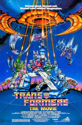 """Trans Formers ( 11"""" x 17"""" ) Movie Collector's Poster Print - B2G1F"""