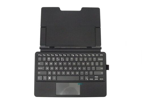 New Dell Slim Tablet Keyboard Backlit Folios Latitude 11 5175/5179  PTKXR