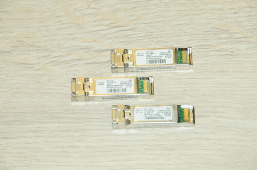 Cisco FET-10G Fabric Extender Transceiver SFP+ PN:10-2566-02 1 Year Wty TaxInv