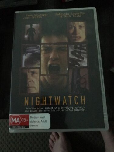 Nightwatch (DVD, 2006)