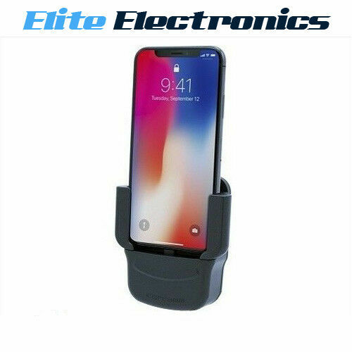 CARCOMM IPHONE X MULTI BASYS CRADLE CHARGING INTEGRATED ANTENNA COUPLER