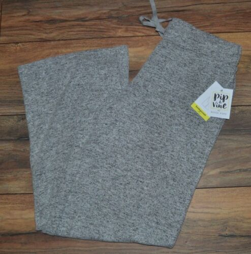 Pip & Vine Super Soft & Comfy Gray Maternity Lounge Pants By Rosie Pope