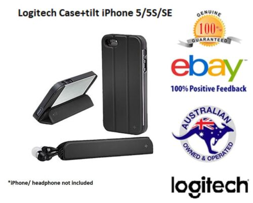 Logitech Case+Tilt Protection Cover/Stand for Apple iPhone 5/5s/SE