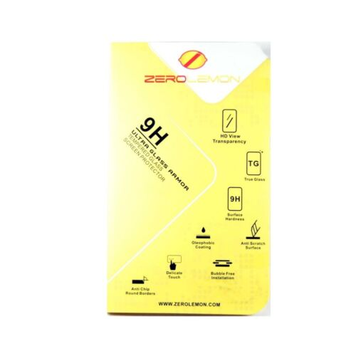 ZEROLEMON SCREEN PROTECTOR FOR IPHONE XS X TEMPERED GLASS 9H CLR NEW B073GHX4F8