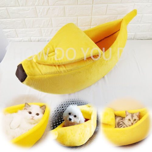 Pet Dog Cat Bed Warm House Mat Durable Kennel Doggy Soft Puppy Cushion Basket