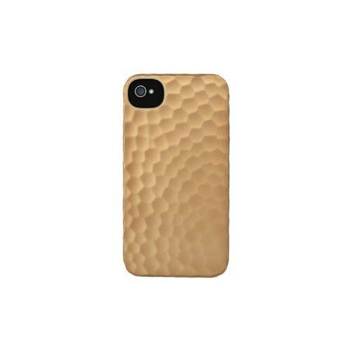 InCase Hammered Snap Case Cover Air Jacket (Gold) For iPhone 4/4S (CL5991)