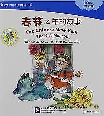 Chinese New Year - The Nian Monster (Incl. 1 CD)
