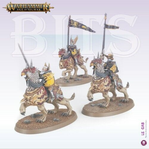 Bits Free Peoples Demigryph Knights Warhammer Aos Bitz