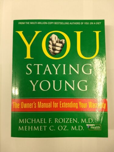 You Staying Young by Michael F Roizen & Mehmet C Oz - Paperback - Free Shipping
