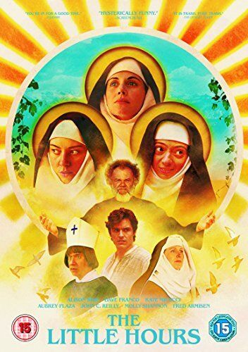 The Little Hours [DVD] [2017]