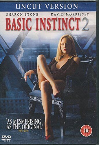 Basic Instinct 2 Uncut Version [DVD]