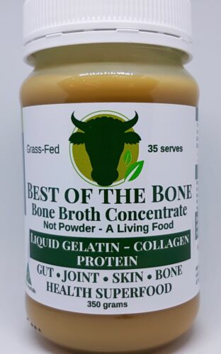 Best of the Bone Keto Broth - no-carb,healthy fats, highest protein bone broth