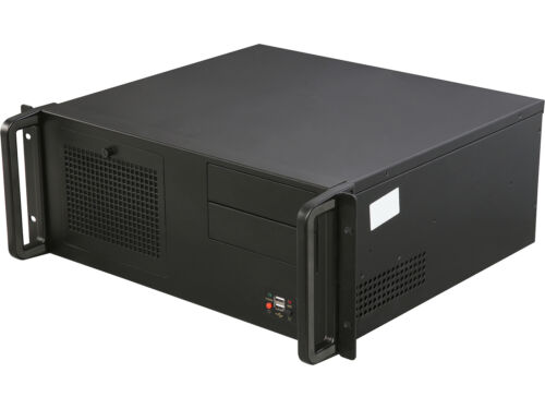 Rosewill RSV-R4100 - 4U Rackmount Server Case - 8 Internal Bays, Includes 2 Fans