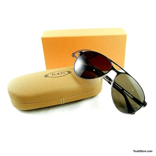 TOD'S occhiali sole T014 34J fashion sunglasses Made in Italy