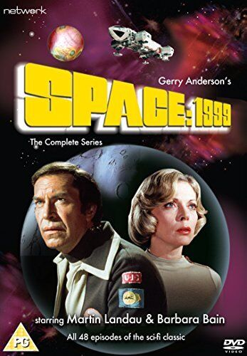 Space 1999 The Complete Series [DVD]
