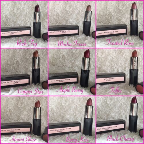 Mary Kay® Creme Lipstick **SELECT YOUR SHADE** New In box, Full Size