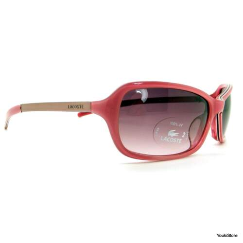 LACOSTE occhiali da sole 2421 C05 5416 CE sunglasses NEW