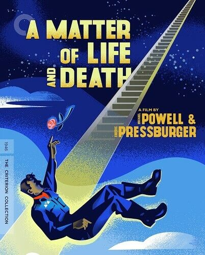 Matter Of Life & Death (2018, Blu-ray NEW)