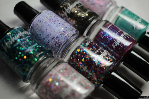 KBShimmer 2018 Throwback Collection Glitter, Holo Choose Your Shade!
