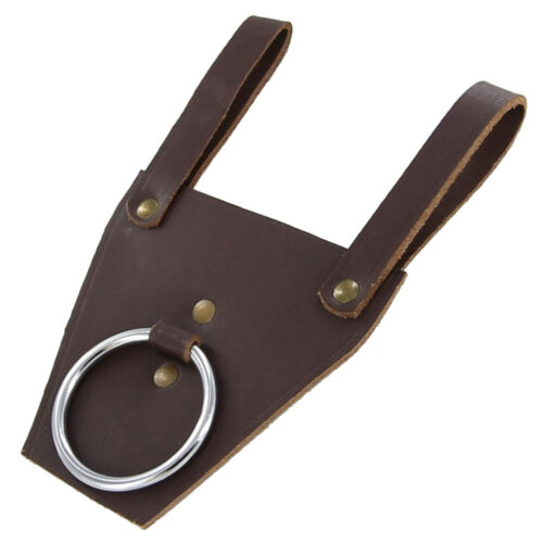 Outdoor Ringleader Universal Axe  Carrying Leather Frog