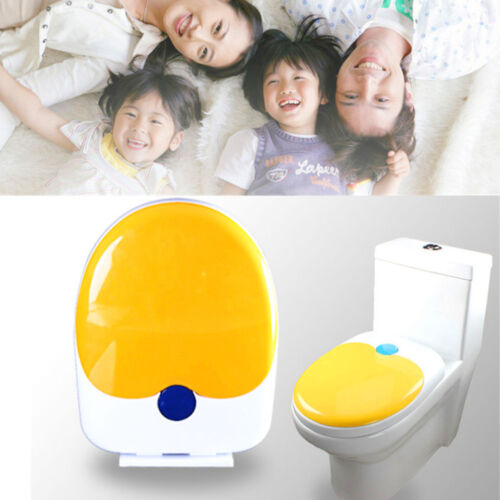2 in 1 Family Adult Kids Baby Toilet Seat & Cover Toddler Potty Training Seat AU