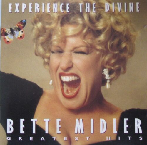 BETTE MIDLER - EXPERIENCE THE DIVINE (GREATEST HITS)  - CD