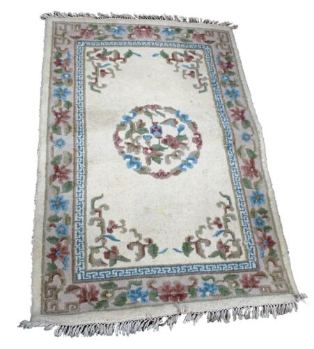 """Couristan Maharaja Collection Virgin Wool Area Rug, Made in India, 5'10"""" x 3'10"""""""