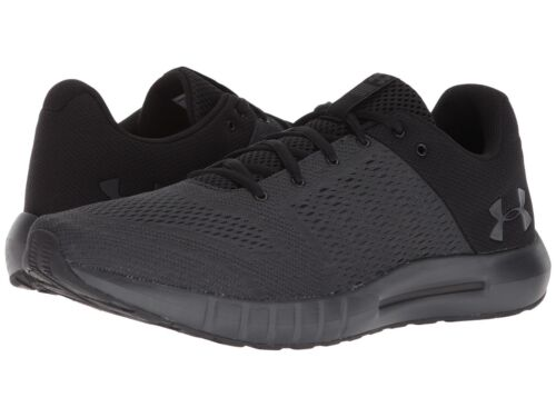 Under Armour Men's Micro G Pursuit Running Shoes Anthracite/Black US Sizes