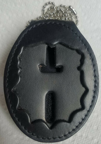 NYS-DOCS Officer Badge Cut-Out Neck Hanger//Belt Clip Combo Badge Not Included