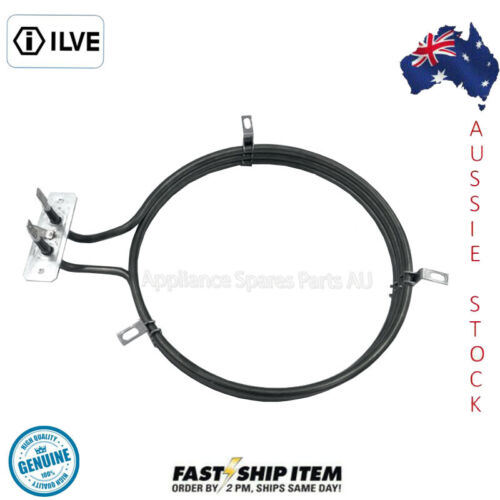 GENUINE ASKO OVEN FAN FORCED ELEMENT OP8631S  2100W  AU FREE /& SAME DAY SHIPPING