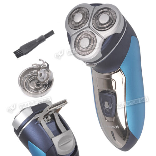 3in1 Floating Rechargeable Men's Electric Shaver Hair Shaving Machine Razor US