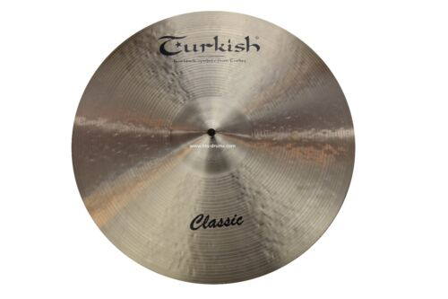 "TURKISH CYMBALS Becken 19"" Crash Ride Classic - bekken cymbale cymbal 1656g"
