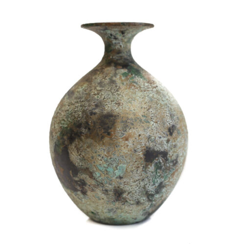 Chinese Bronze Hu bottle archaic? vase, Yuhuchunping form