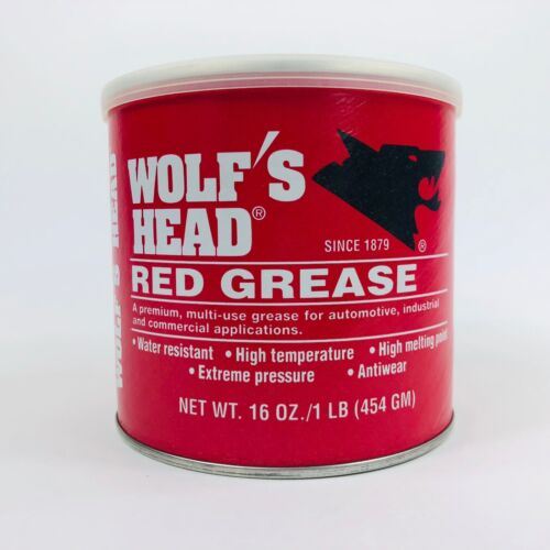 BEARING READ GREASE 1 LB  BY WOLF'S HEAD 2928