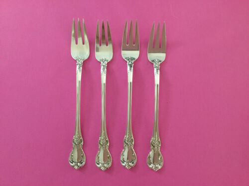 ~2~ TOWLE OLD MASTER  COCKTAIL FORKS ~ $35
