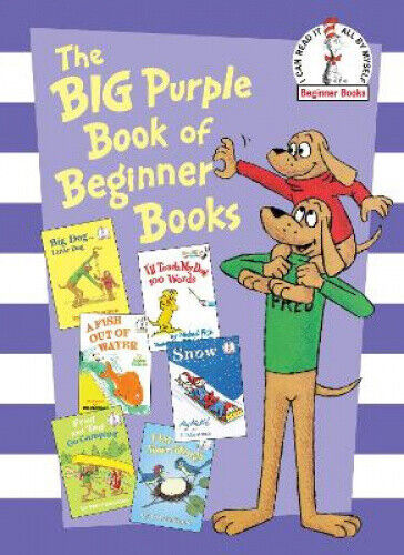 The Big Purple Book of Beginner Books (Beginner Books(r)) by P. D. Eastman.