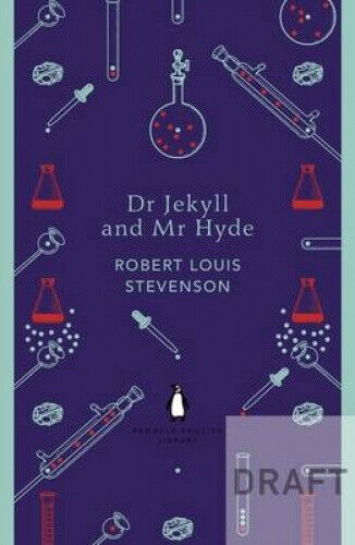 Dr Jekyll and Mr Hyde (The Penguin English Library) by Robert Louis Stevenson.