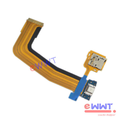 for Samsung Galaxy Tab S 10.5 LTE T805 Charger Port+SD Holder Flex Cable ZVFE275