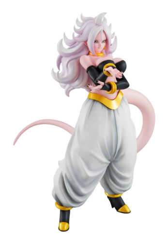 DRAGON BALL FIGHTERZ ANDROID 21 HENSHIN GALS MEGAHOUSE NEW