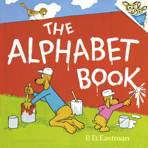 The Alphabet Book by P.D. Eastman.