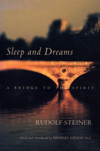 Sleep and Dreams: A Bridge to the Spirit by Michael Lipson.